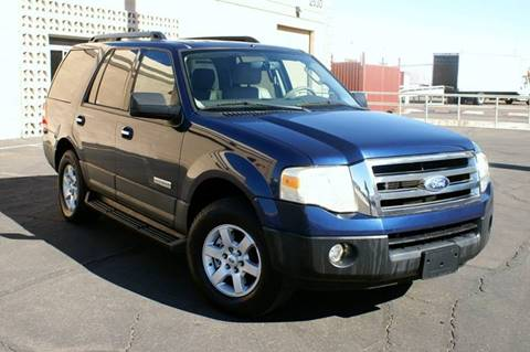 2007 Ford Expedition for sale at EXPRESS AUTO GROUP in Phoenix AZ