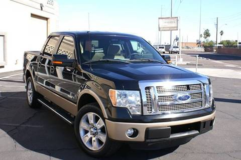 2011 Ford F-150 for sale at EXPRESS AUTO GROUP in Phoenix AZ