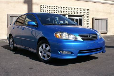 2008 Toyota Corolla for sale at EXPRESS AUTO GROUP in Phoenix AZ
