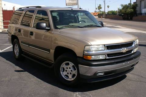 2005 Chevrolet Tahoe for sale at EXPRESS AUTO GROUP in Phoenix AZ