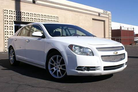 2009 Chevrolet Malibu for sale at EXPRESS AUTO GROUP in Phoenix AZ