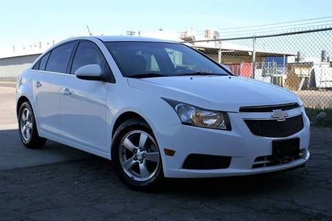 2011 Chevrolet Cruze for sale at EXPRESS AUTO GROUP in Phoenix AZ