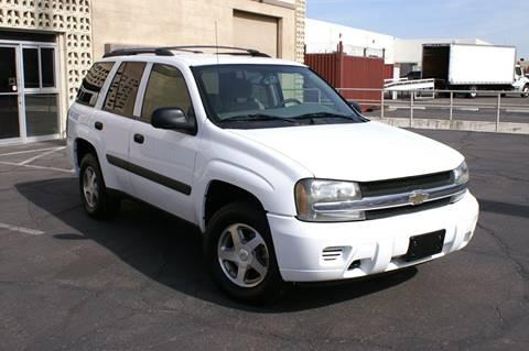 2005 Chevrolet TrailBlazer for sale at EXPRESS AUTO GROUP in Phoenix AZ