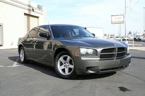 2008 Dodge Charger for sale at EXPRESS AUTO GROUP in Phoenix AZ