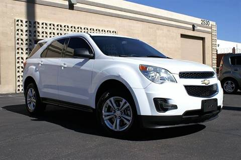 2010 Chevrolet Equinox for sale at EXPRESS AUTO GROUP in Phoenix AZ