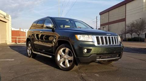 2011 Jeep Grand Cherokee for sale at EXPRESS AUTO GROUP in Phoenix AZ