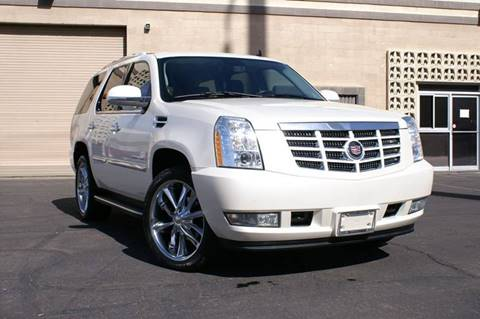 2007 Cadillac Escalade for sale at EXPRESS AUTO GROUP in Phoenix AZ