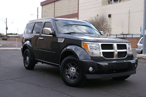 2011 Dodge Nitro for sale at EXPRESS AUTO GROUP in Phoenix AZ