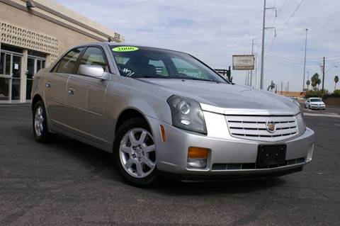 2006 Cadillac CTS for sale at EXPRESS AUTO GROUP in Phoenix AZ