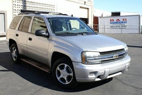 2007 Chevrolet TrailBlazer for sale at EXPRESS AUTO GROUP in Phoenix AZ