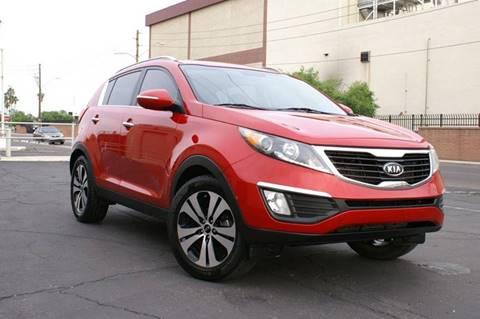 2011 Kia Sportage for sale at EXPRESS AUTO GROUP in Phoenix AZ