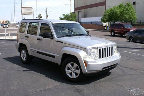 2010 Jeep Liberty for sale at EXPRESS AUTO GROUP in Phoenix AZ
