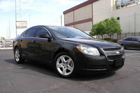 2011 Chevrolet Malibu for sale at EXPRESS AUTO GROUP in Phoenix AZ