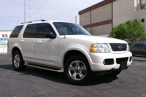 2003 Ford Explorer for sale at EXPRESS AUTO GROUP in Phoenix AZ