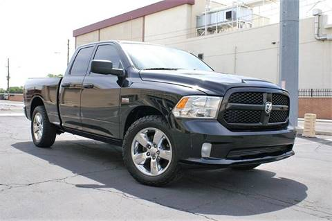 2013 RAM Ram Pickup 1500 for sale at EXPRESS AUTO GROUP in Phoenix AZ