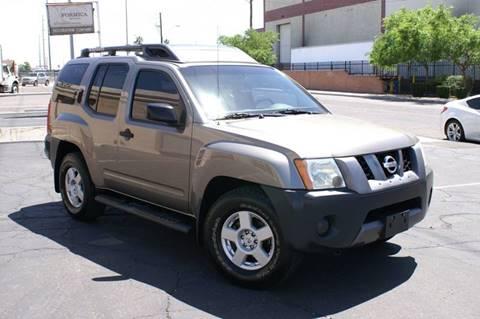 2005 Nissan Xterra for sale at EXPRESS AUTO GROUP in Phoenix AZ