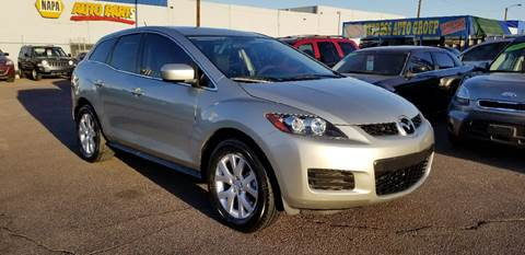 2007 Mazda CX-7 for sale at EXPRESS AUTO GROUP in Phoenix AZ