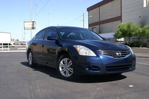 2012 Nissan Altima for sale at EXPRESS AUTO GROUP in Phoenix AZ