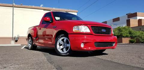 2001 Ford F-150 SVT Lightning for sale at EXPRESS AUTO GROUP in Phoenix AZ