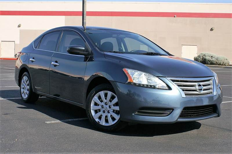 2014 Nissan Sentra for sale at EXPRESS AUTO GROUP in Phoenix AZ