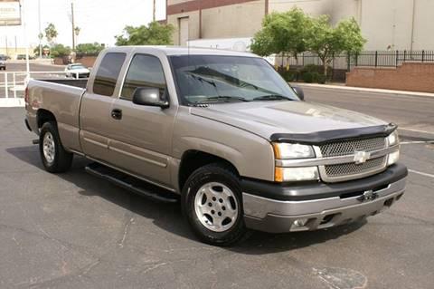 2003 Chevrolet Silverado 1500 for sale at EXPRESS AUTO GROUP in Phoenix AZ