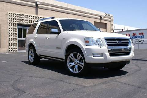 2008 Ford Explorer for sale at EXPRESS AUTO GROUP in Phoenix AZ