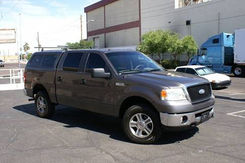 2007 Ford F-150 for sale at EXPRESS AUTO GROUP in Phoenix AZ