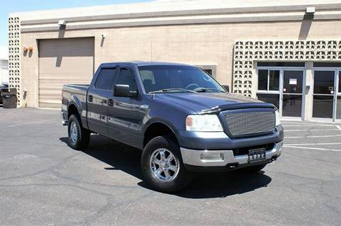 2004 Ford F-150 for sale at EXPRESS AUTO GROUP in Phoenix AZ