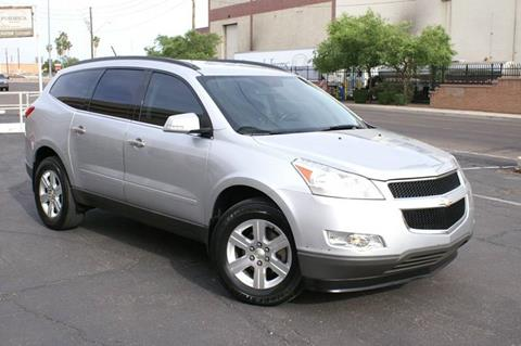 2012 Chevrolet Traverse for sale at EXPRESS AUTO GROUP in Phoenix AZ