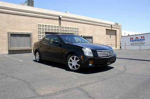 2005 Cadillac CTS for sale at EXPRESS AUTO GROUP in Phoenix AZ