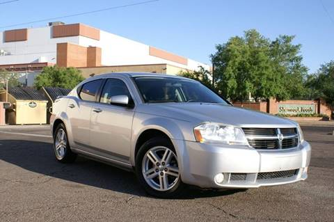 2010 Dodge Avenger for sale at EXPRESS AUTO GROUP in Phoenix AZ