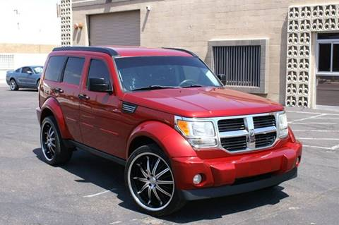 2008 Dodge Nitro for sale at EXPRESS AUTO GROUP in Phoenix AZ