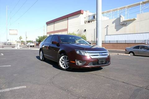 2011 Ford Fusion for sale at EXPRESS AUTO GROUP in Phoenix AZ