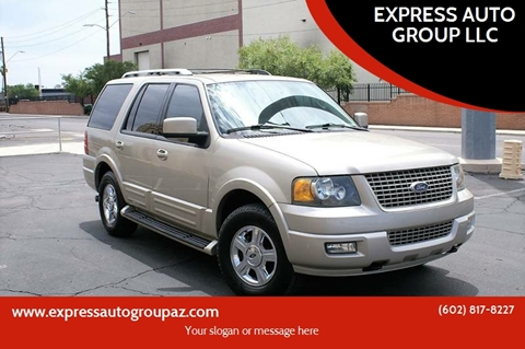 2005 Ford Expedition for sale at EXPRESS AUTO GROUP in Phoenix AZ