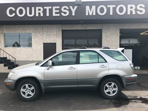 Charming 2001 Lexus RX 300 For Sale In Colorado Springs, CO
