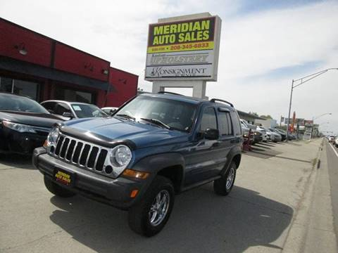2006 Jeep Liberty for sale in Garden City, ID