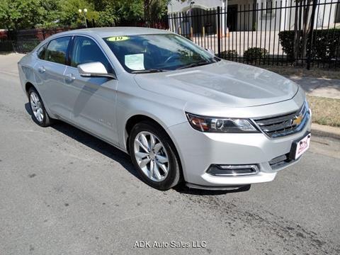 2019 Chevrolet Impala for sale in Austin, TX