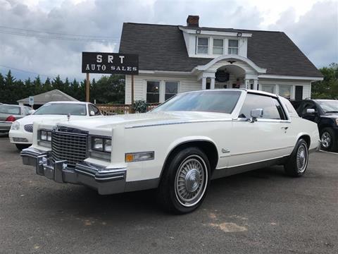 1979 Cadillac Eldorado for sale in Fredericksburg, VA