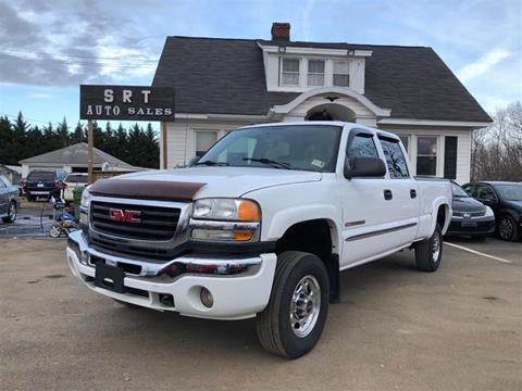 2005 GMC Sierra 2500HD for sale in Fredericksburg, VA