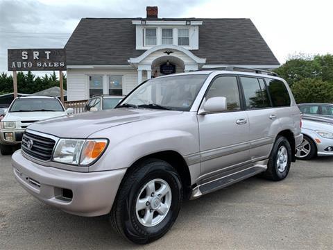 Toyota Fredericksburg Va >> Used Toyota Land Cruiser For Sale In Fredericksburg Va