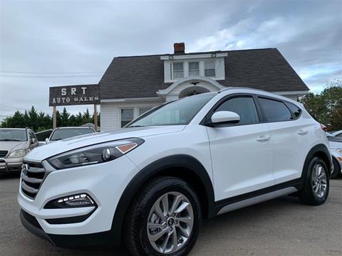 2018 Hyundai Tucson for sale in Fredericksburg, VA