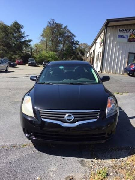 2008 Nissan Altima 2.5 SL In Ramseur NC - Cars To Go Auto Sales ...