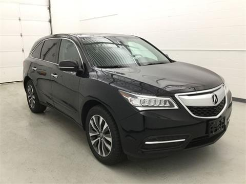 Acura MDX For Sale In Waterbury CT Carsforsalecom - Acura mdx for sale in ct