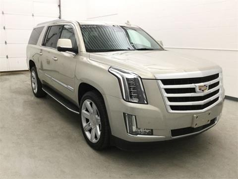 2016 Cadillac Escalade ESV for sale in Waterbury, CT