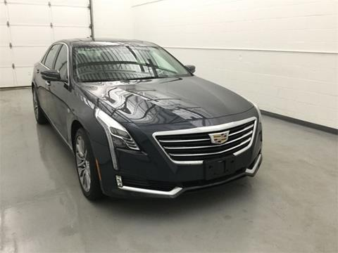 2018 Cadillac CT6 for sale in Waterbury, CT