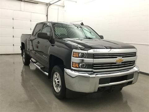 Used Chevy 2500 For Sale >> Used Chevrolet Silverado 2500hd For Sale In Connecticut
