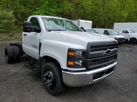2019 Chevrolet Silverado 4500HD for sale in Waterbury, CT
