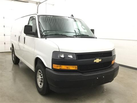 c2f70c0f220d66 Used 2018 Chevrolet Express Cargo For Sale in Connecticut ...