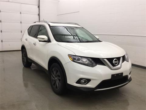 2016 Nissan Rogue for sale in Waterbury, CT