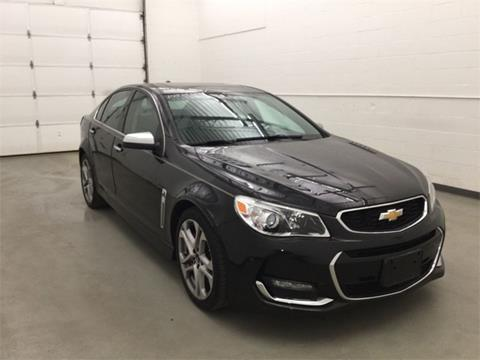 2017 Chevrolet SS for sale in Waterbury, CT